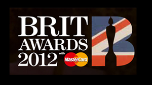 MasterCard BRIT Awards 2012 Integrated Campaign